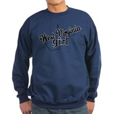 West Virginia Girl Jumper Sweater