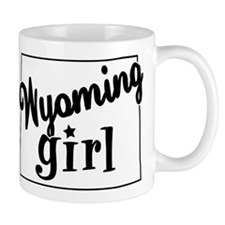 Wyoming Girl Mug