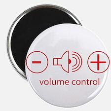 "Volume Control 2.25"" Magnet (10 pack)"
