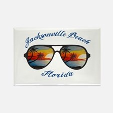 Florida - Jacksonville Beach Magnets
