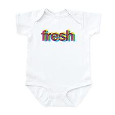 Fresh (CMYK) Infant Bodysuit