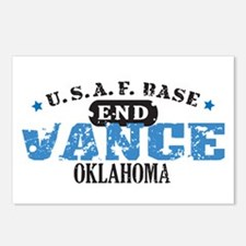 Vance Air Force Base Postcards (Package of 8)