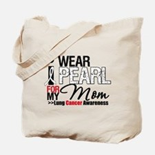Lung Cancer (Mom) Tote Bag