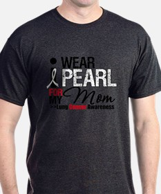 Lung Cancer (Mom) T-Shirt