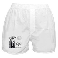 Science and Religion Boxer Shorts