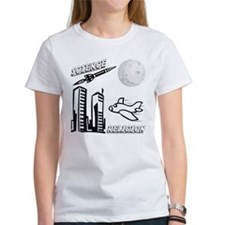 Science and Religion Tee