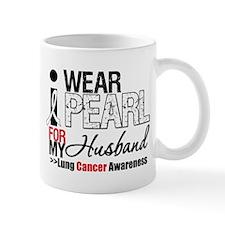 Lung Cancer (Husband) Mug