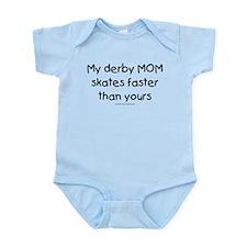 Derby Mom Infant Bodysuit