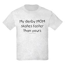 Derby Mom T-Shirt