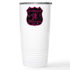 Mountain Biker Diva League Travel Mug