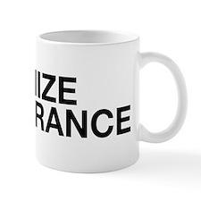 Sodomize Intolerance (Black) Mug