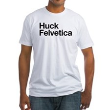 Huck Felvetica (Black) Shirt