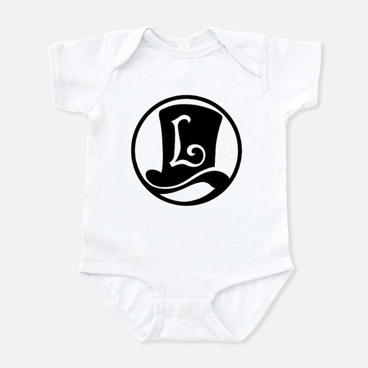 Professor Layton (Black) Infant Bodysuit