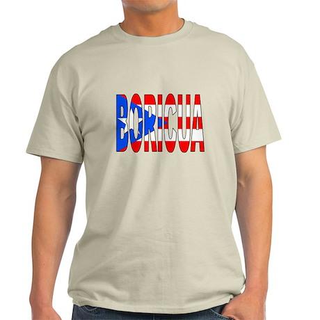 Boricua Light T-Shirt