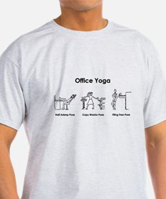 Office Yoga T-Shirt