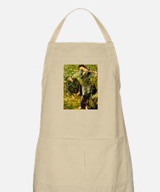 Burne-Jones BBQ Apron