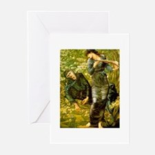 Burne-Jones Greeting Cards (Pk of 10)