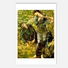 Burne-Jones Postcards (Package of 8)