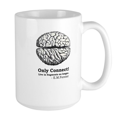 Only Connect! Large Mug