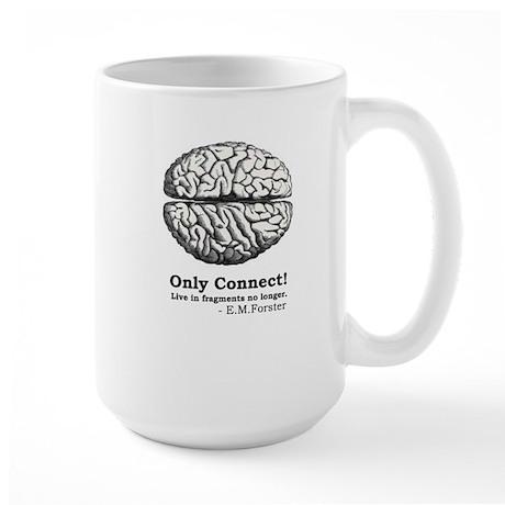 Only Connect! Large Mug