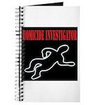 Homicide Investigator Journal