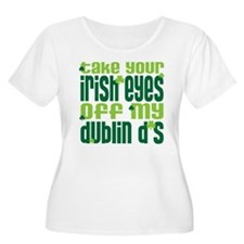 DublinDs Plus Size T-Shirt