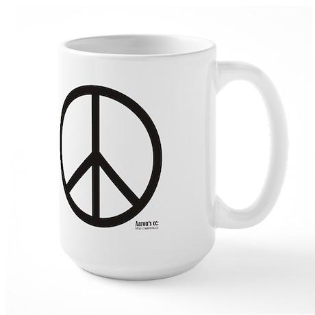No Islam, Know Peace Large Mug