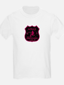 Kayaker Diva League T-Shirt