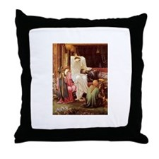 Burne-Jones Throw Pillow