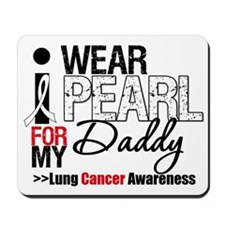 Lung Cancer (Daddy) Mousepad