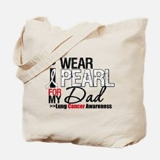 Lung Cancer (Dad) Tote Bag