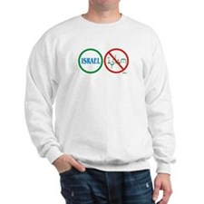 Israel, Not Islam Sweatshirt