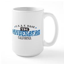 Vandenberg Air Force Base Mug