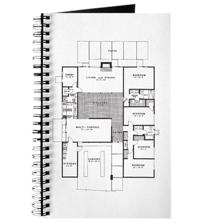 Eichler Floor Plan Journal By Eichler