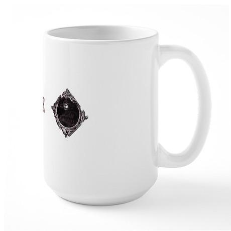 I love (the Phantom) Large Mug
