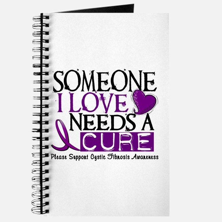Needs A Cure CYSTIC FIBROSIS Journal