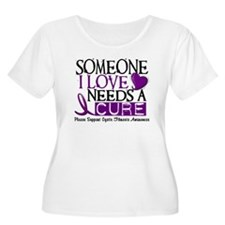 Needs A Cure CYSTIC FIBROSIS T-Shirt