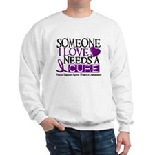 Needs A Cure CYSTIC FIBROSIS Sweatshirt
