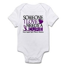Needs A Cure CYSTIC FIBROSIS Infant Bodysuit