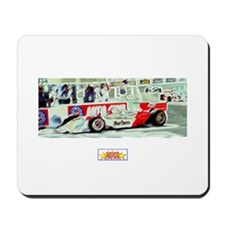 5 Star Mugs Action Corner Painting Mousepad