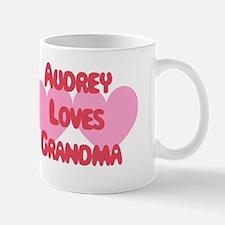 Audrey Loves Grandma Mug