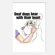 Nw DD Hear With Their Heart Postcards (Package of