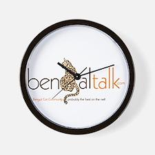 Bengal Wall Clock
