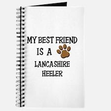 My best friend is a LANCASHIRE HEELER Journal