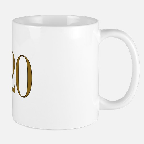 30 is the new 20 Mug