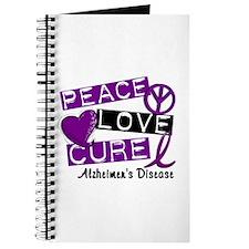 PEACE LOVE CURE Alzheimer's Disease Journal