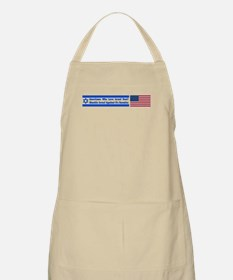 Don't Shackle Israel BBQ Apron
