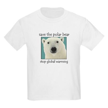 Polar bear Kids Light T-Shirt