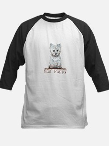 Mud Puppy Westie Terrier Tee