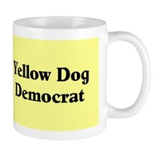 Yellow Dog Democrat Mug